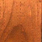 Spruce - Mahogany Stain