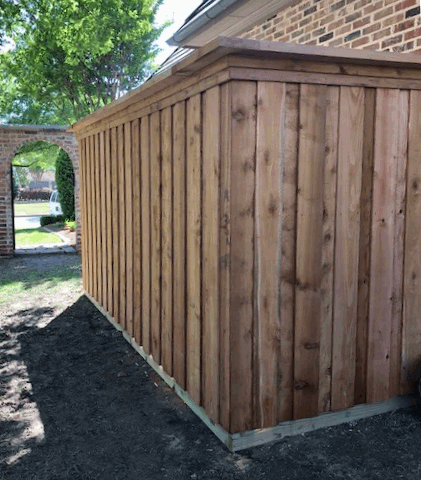 AC Fence Construction - Plano