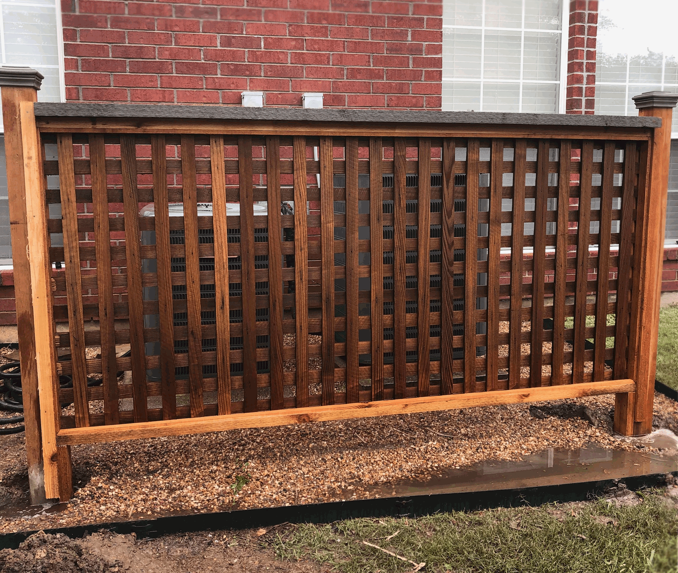 Fence Stain Gallery Popular Stain Colors In Plano