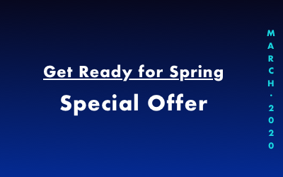 March Stain Offer Image